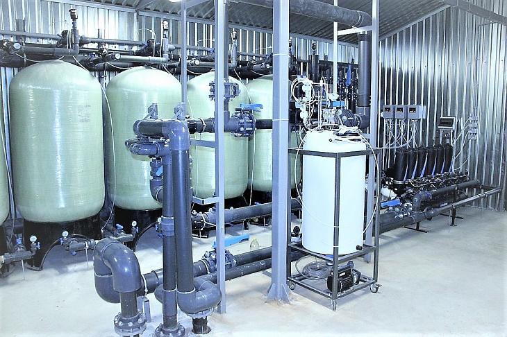 комплексная система водоподготовки