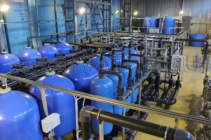 Промышленные фильтры засыпного типа 3